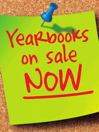 Yearbook Orders Due 4/23!!!